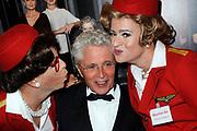 Musical Awards 2013 in de TheaterHangaar in Katwijk.<br /> <br /> Op de foto:  Jacques d'Ancona