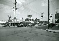 1936 Melrose Drive In Market on the NE corner of Melrose Ave. & Vine St.