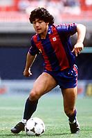 Fotball<br /> Barcelona Historie<br /> Foto: imago/Digitalsport<br /> NORWAY ONLY<br /> <br /> 15.04.1984  <br /> Diego Armando Maradona (Barca)