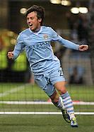Manchester City v Villarreal 181011