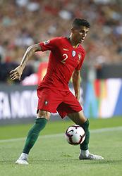 September 10, 2018 - Lisbon, Portugal - Portugal v Italy - UEFA Nations League.Joao Cancelo of Portugal at Estadio da Luz in Lisbon, Portugal on September 10, 2018. (Credit Image: © Matteo Ciambelli/NurPhoto/ZUMA Press)