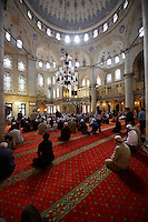 Turquie, Istanbul, mosque Eyup // Turkey, Istanbul, Eyup mosque