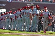 20101019 - Philadelphia Phillies at San Francisco Giants (Major League Baseball)