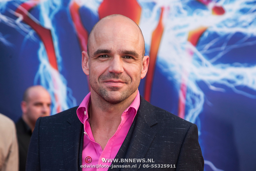NLD/Amsterdam/20140422 - Premiere The Amazing Spiderman 2, Peter Post