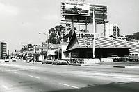 1973 Ben Frank's Restaurant on Sunset Blvd.