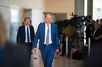 DEU, Deutschland, Germany, Berlin, 14.06.2018: Thomas Heilmann (CDU) nach einer Fraktionssitzung im Deutschen Bundestag.