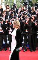 Jane Fonda at the gala screening of the film De rouille et d'os at the 65th Cannes Film Festival. Thursday 17th May 2012, the red carpet at Palais Des Festivals in Cannes, France.