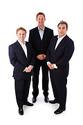 Corporate group portrait, commercial portraiture - Sheffield