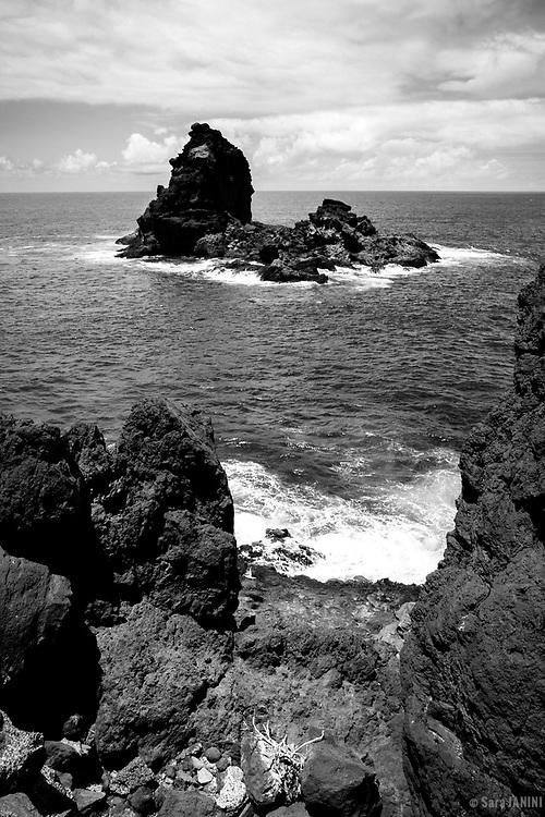 Puertito de Santo Domingo de Garafía, La Palma, Canarias, España, Europa