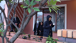 South Africa - Salt River - Muslim believers in Addison Road, Salt River heeded the call by the Salt River Heritage Society to celebrate Eid ul Fitr by coming onto their balconies, gardens, steps, porches, out their windows and recite the Takbir.  They recited the Eid prayer broadcasted over a public system from the nearby Nurul Islam Mosque. Pictures: Ian Landsberg/ African News Agency (ANA).