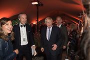 STEPHEN BARBER, BORIS JOHNSON, Opening of Photo London,  Somerset House. London. 20 May 2015STEPHEN BARBER,;