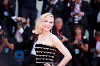 Venice, Italy, 31st August 2019, Cate Blanchett at the gala screening of the film Joker at the 76th Venice Film Festival, Sala Grande. Credit: Doreen Kennedy