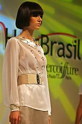 Megashow do cabelereiro alemão Markus Hermann durante a Hair Brasil 2009 - 8 ª Feira Internacional de Beleza, Cabelos e Estética, que acontece de 28 a 31 de março 2009, no Expo Center Norte, São Paulo. FOTO: Jefferson Bernardes/preview.com