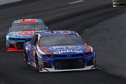 July 22, 2018 - Loudon, New Hampshire, United States of America - Chris Buescher (37) battles for position during the Foxwoods Resort Casino 301 at New Hampshire Motor Speedway in Loudon, New Hampshire. (Credit Image: © Justin R. Noe Asp Inc/ASP via ZUMA Wire)