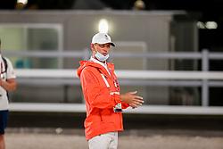 Hester Carl, GBR, Dujardin Charlotte, GBR, Gio<br /> Olympic Games Tokyo 2021<br /> © Hippo Foto - Stefan Lafrentz<br /> 27/07/2021