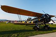 1930 Stearman 4E at Hood River Fly-In