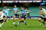 David Porecki. Waratahs v Hurricanes. 2021 Super Rugby Trans Tasman Round 1 Match. Played at Sydney Cricket Ground on Friday 14 May 2021. Photo Clay Cross / photosport.nz