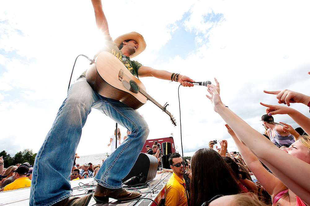 Boots And Hearts Festival Arrives in Canada