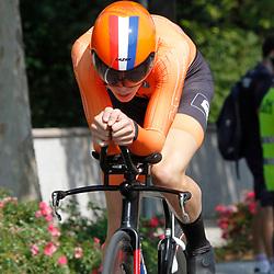 TRENTO (ITA): CYCLING: SEPTEMBER 8th: Tibor del Grosso