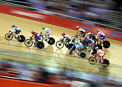 File photo dated 07-08-2012 of Great Britain's Laura Trott during the Women's Omnium