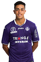 Driss Khalid during Photoshooting of Toulouse for new season 2017/2018 on September 29, 2017 in Bordeaux, France. <br /> Photo : TFC / Icon Sport