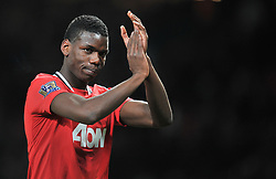 File photo dated 31-01-2012 of Manchester United's Paul Pogba.