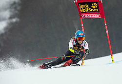 SHIFFRIN Mikaela of United States competes during  the 6th Ladies'  GiantSlalom at 55th Golden Fox - Maribor of Audi FIS Ski World Cup 2018/19, on February 1, 2019 in Pohorje, Maribor, Slovenia. Photo by Vid Ponikvar / Sportida