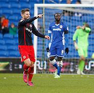 Cardiff City v Reading 240115