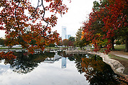 Autumn in Charlotte NC