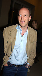 Writer SIMON SEBAG-MONTEFIORE at a the Orion Publishing Group Author Party and a private view of the 'Turner Whistler Monet' exhibition at Tate Britain, Atterbury Street, London SW1 on 23rd February 2005.<br /><br />NON EXCLUSIVE - WORLD RIGHTS