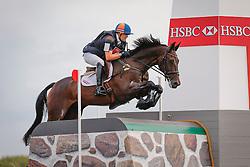 Van Beek Jan (NED) - Rinus <br /> Cross<br /> HSBC FEI European Championships Eventing - Malmö 2013<br /> © Dirk Caremans