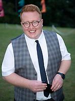Tom Seals at the Picnic at the Palace at  Blenheim Palace ,woodstock oxfordshire 15 aug 2020 Photo by Brian Jordan