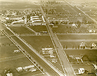 1921 Aerial of Goldwyn Studios in Culver City