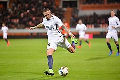 Lorient vs Paris SG 12 March 2017