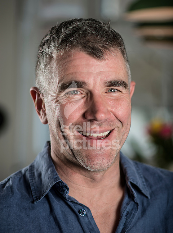 British financial services entrepreneur, gay rights campaigner, and media personality, Ivan Massow pictured at his central London home. <br /> Picture by Daniel Hambury/Stella Pictures Ltd +44 7813 022858<br /> 29/02/2016