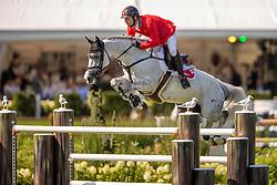 Balsiger Bryan, SUI, AK's Courage<br /> European Championship Riesenbeck 2021<br /> © Hippo Foto - Dirk Caremans<br />  03/09/2021