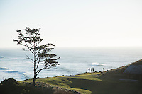 Ecola Point, Ecola State Park, Cannon Beach, OR.