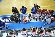 DESCRIZIONE : Brindisi Lega A 2014-15 Enel Brindisi  Consultinvest Pesaro<br /> GIOCATORE : Time Out<br /> CATEGORIA :  Time Out<br /> SQUADRA :  Enel Brindisi<br /> EVENTO : Campionato Lega A 2014-15 GARA : Enel Brindisi Consultinvest Pesaro DATA : 12/10/2014 <br /> SPORT : Pallacanestro <br /> AUTORE : Agenzia Ciamillo-Castoria/V.Tasco <br /> Galleria : Lega Basket A 2014-2015 Fotonotizia : Brindisi Lega A 2014-15 Enel Brindisi Consultinvest Pesaro  <br /> Predefinita :