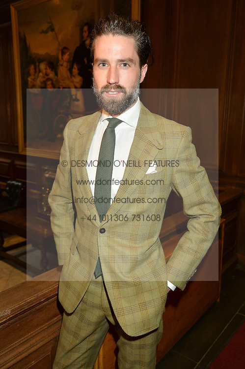 JACK GUINNESS at the LDNY Fashion Show and WIE Award Gala sponsored by Maserati held at The Goldsmith's Hall, Foster Lane, City of London on 27th April 2015.