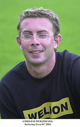 CHRIS PALMER (PHYSIO) KETTERING TOWN 2004