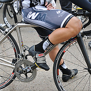 Powerful racer legs in the 2011 UA Criterium bicycle race, Tucson, Arizona. Bike-tography by Martha Retallick.