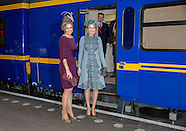 State Visit KIng and Queen of Belgium to The Netherlands, 30-11-2016