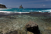 Fernando de Noronha_PE, Brasil.<br /> <br /> Imagens do Parque Nacional Marinho de Fernando de Noronha, Pernambuco. Praia de Atalaia e Morro do Frade ao fundo.<br /> <br /> Fernando de Noronha Marine National Park in Pernambuco. Atalaia beach and Morro do Frade in the background.<br /> <br /> Foto: JOAO MARCOS ROSA / NITRO