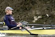 2005 Boat Race, Pre race fixture, Oxford UBC vs Leander Club, Putney, London;  ENGLAND; Oxford University Boat Club Bow Robin Bourne-Taylor, 2. Barney Williams, 3. Peter Reed. 4. Joe Von Maltzahn, 5. Chris Liwski, 6. Mike Blomquist, 7. Jason Flickinger, Stroke, Andrew Twiggs-Hodge and Cox Acer Nethercott,..Leander Club Bow ben Lewis, 2. Ian Lawson, 3. Josh West, 4. Rick Egington, 5,Matt Langridge, 6. Steve Williams, 7. Alex Partridge,Stroke Tommy Burton and cox Christain Cormack.Photo  Peter Spurrier. .email images@intersport-images...[Mandatory Credit Peter Spurrier/ Intersport Images] Varsity:Boat Race Rowing Course: River Thames, Championship course, Putney to Mortlake 4.25 Miles