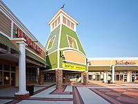 Exterior image of Lake Shore Plaza for St. John Properties