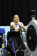 Birmingham, Great Britain, Women A Open, Gold medallist, Helene RAYNSFORD, Guildford. 2008 British Indoor Rowing Championships, National Indoor Arena. on  Sunday 26.10.2008 . [Photo, Peter Spurrier/Intersport-images]