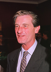LORD TOLLEMACHE  at an exhibition in London on 12th November 1997. MDF 78