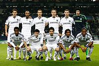 20091125: PORTO, PORTUGAL - FC Porto vs Chelsea: Champions League 2009/2010 Ð Group Stage. In picture: Chelsea team. PHOTO: Ricardo Estudante/CITYFILES