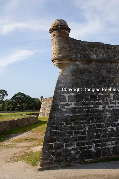 Castillo de San Marco, St. Augustine, Florida, USA<br />