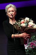 Schauspielerin Heidi Maria Glössner, Glory-Gewinnerin in der Kategorie «Emotion»